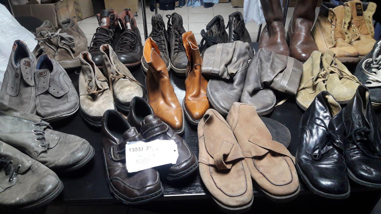 Обувь мужская зима (13037)