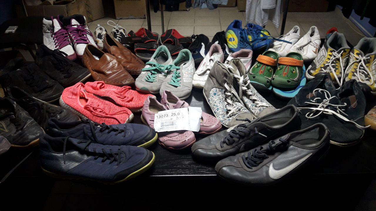 Обувь мужская+детская лето (13073)