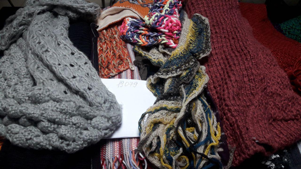 Шапки и шарфы экстра (19079)