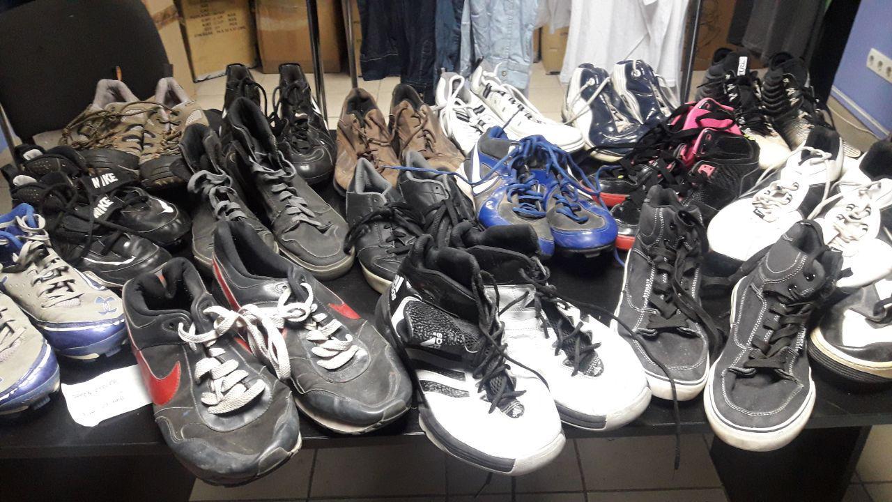 Как выбрать повседневную обувь. Обувь секонд хенд