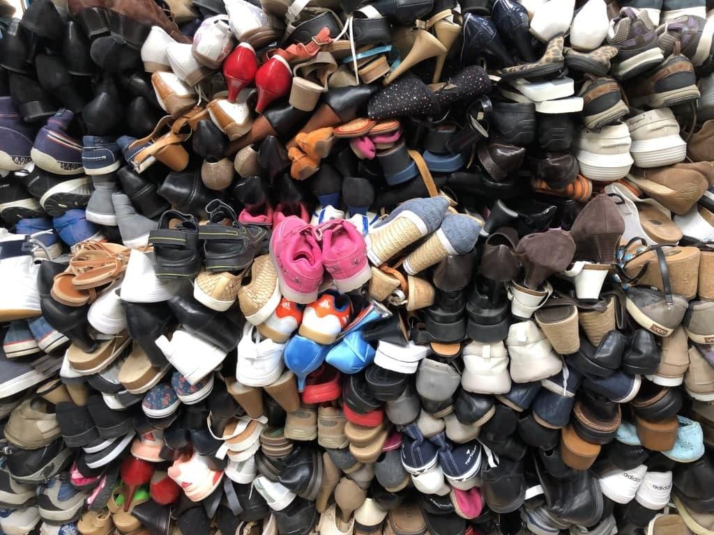 Как продавать обувь секонд-хенд